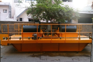 Shree Shakti Engineering is well-known manufacturer and supplier of gantry crane & Goliath crane in Ahmedabad