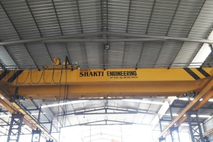 Manufacturer of EOT Crane in India, Gujarat, Ahmedabad
