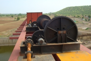Rope Drum Hoist Manufacturer in Gujarat
