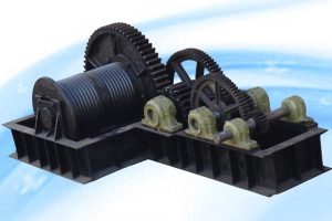 Shree Shakti Engineering is well known in the industries for leading manufacturer of Rope Drum Hoist Assembly