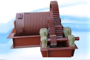 Rope Drum Hoist Assembly - Shree Shakti Engineering is well known in the industries for leading manufacturer.